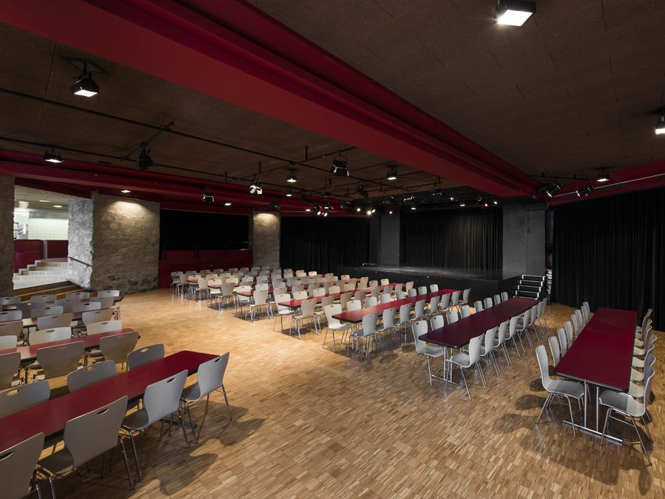 Casino De Montbenon Salle Des Fetes